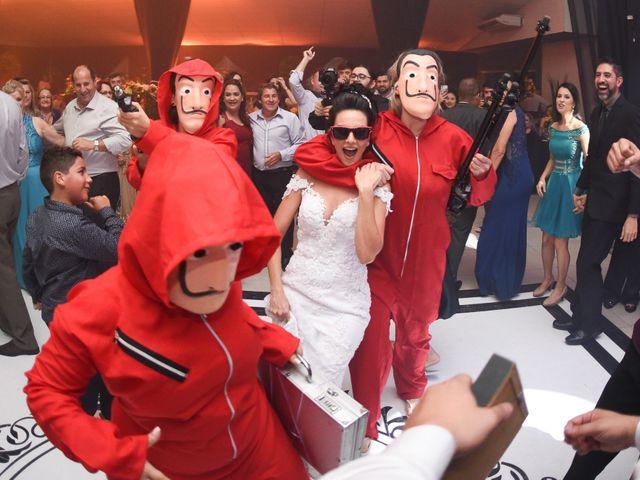O casamento de Diogo e Jessica em Joinville, Santa Catarina 72