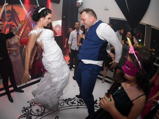 O casamento de Diogo e Jessica em Joinville, Santa Catarina 83