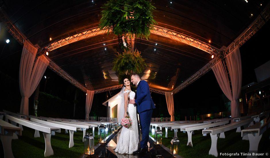 O casamento de Diogo e Jessica em Joinville, Santa Catarina