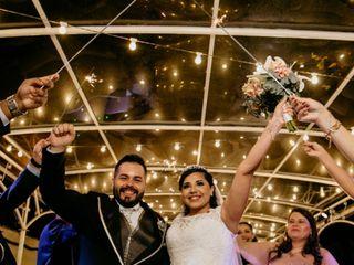 O casamento de Isabel e Jair de Souza 2