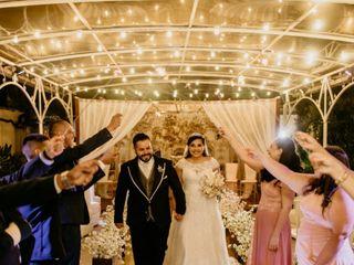 O casamento de Isabel e Jair de Souza