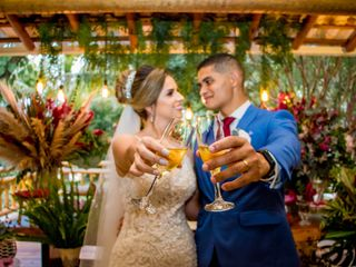 O casamento de Kezia e Witney
