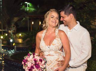 O casamento de Amanda e Daniel