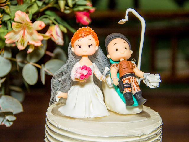 O casamento de Witney e Kezia em Vespasiano, Minas Gerais 10