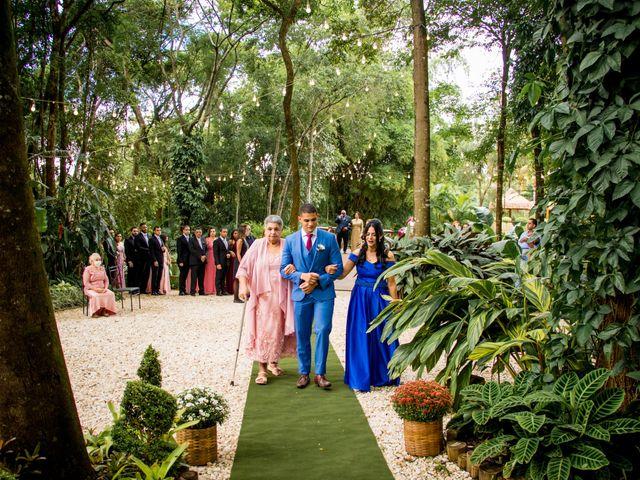 O casamento de Witney e Kezia em Vespasiano, Minas Gerais 11