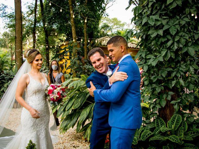 O casamento de Witney e Kezia em Vespasiano, Minas Gerais 18