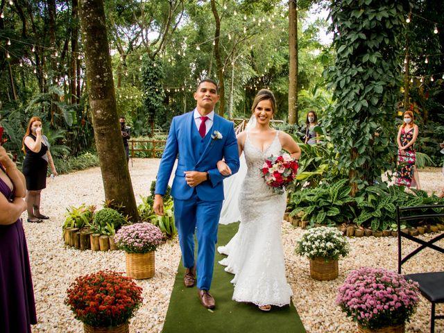O casamento de Witney e Kezia em Vespasiano, Minas Gerais 19