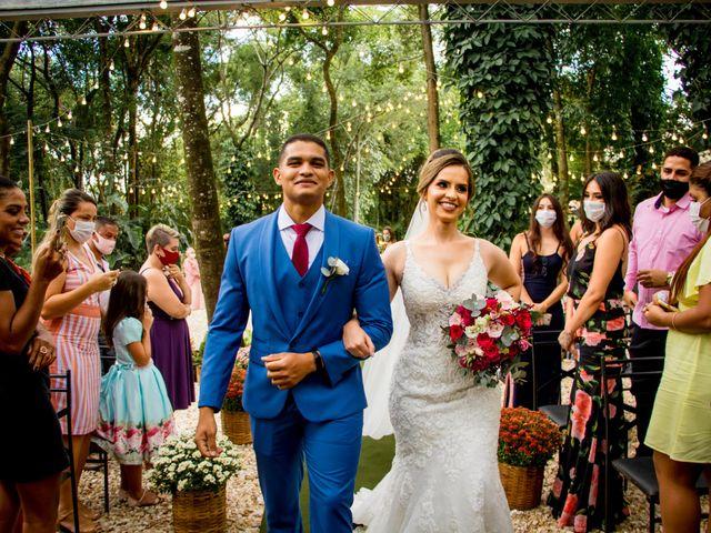 O casamento de Witney e Kezia em Vespasiano, Minas Gerais 20