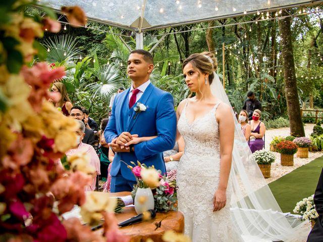 O casamento de Witney e Kezia em Vespasiano, Minas Gerais 21