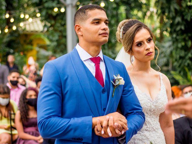 O casamento de Witney e Kezia em Vespasiano, Minas Gerais 25