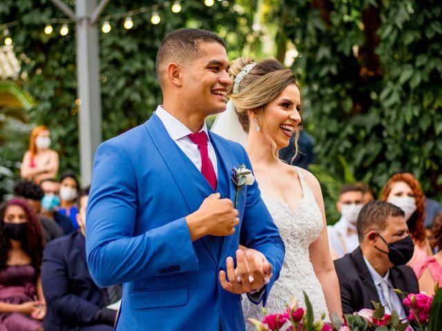 O casamento de Witney e Kezia em Vespasiano, Minas Gerais 26