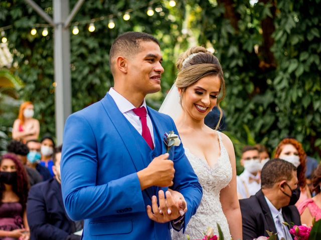 O casamento de Witney e Kezia em Vespasiano, Minas Gerais 27