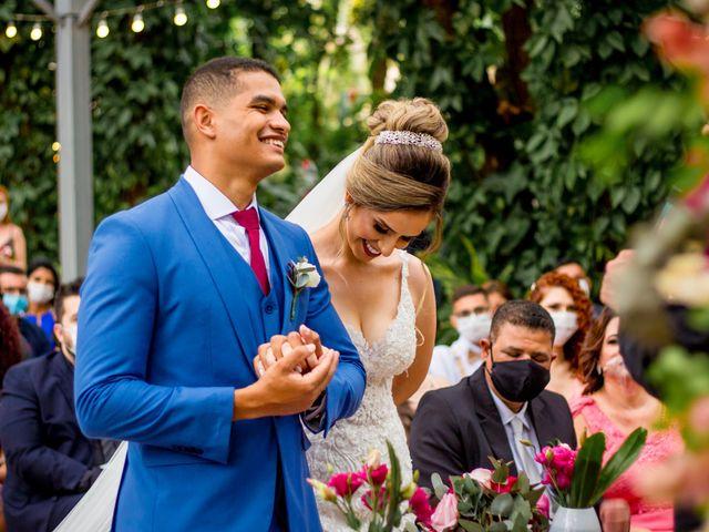 O casamento de Witney e Kezia em Vespasiano, Minas Gerais 28