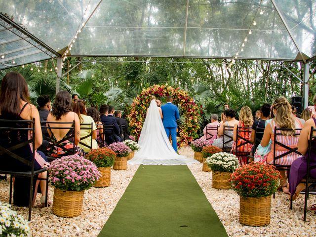 O casamento de Witney e Kezia em Vespasiano, Minas Gerais 29
