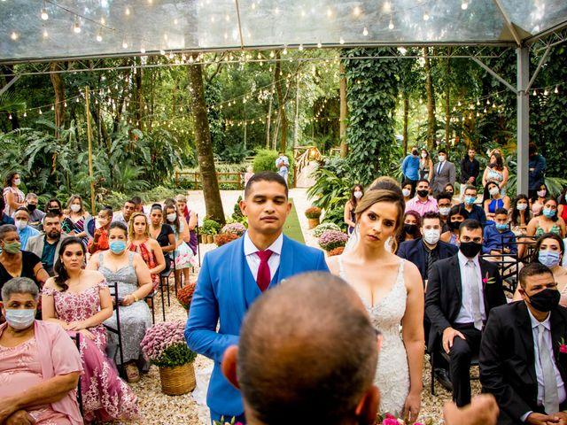 O casamento de Witney e Kezia em Vespasiano, Minas Gerais 30