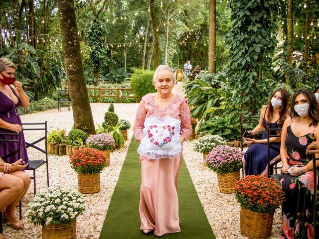 O casamento de Witney e Kezia em Vespasiano, Minas Gerais 31