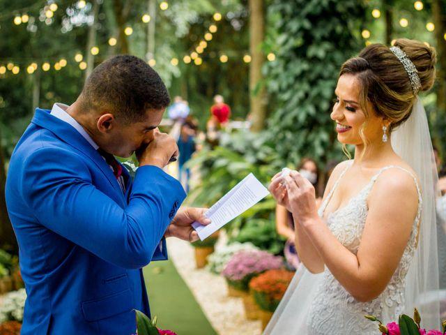 O casamento de Witney e Kezia em Vespasiano, Minas Gerais 34