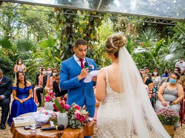 O casamento de Witney e Kezia em Vespasiano, Minas Gerais 35