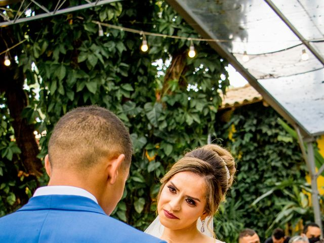 O casamento de Witney e Kezia em Vespasiano, Minas Gerais 36