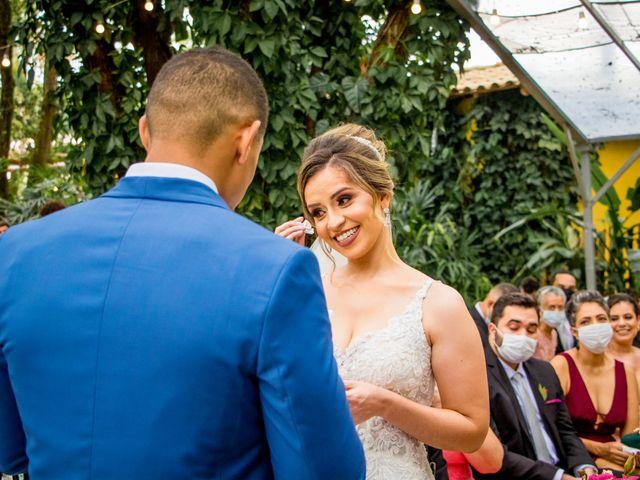 O casamento de Witney e Kezia em Vespasiano, Minas Gerais 37
