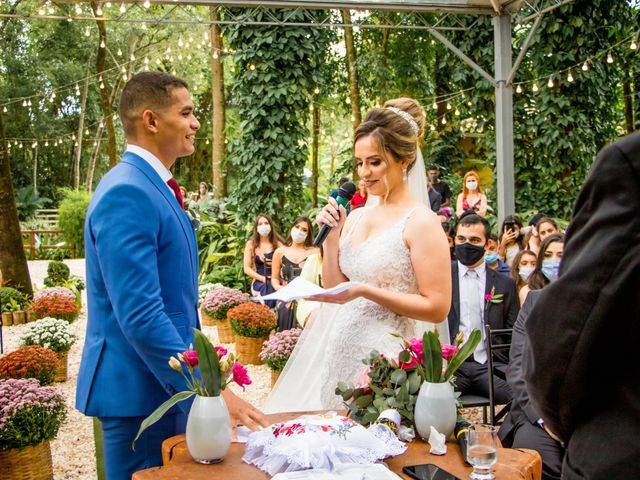 O casamento de Witney e Kezia em Vespasiano, Minas Gerais 38