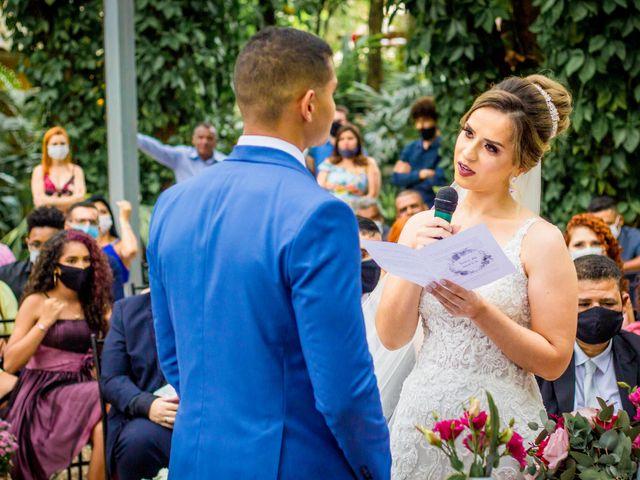 O casamento de Witney e Kezia em Vespasiano, Minas Gerais 39