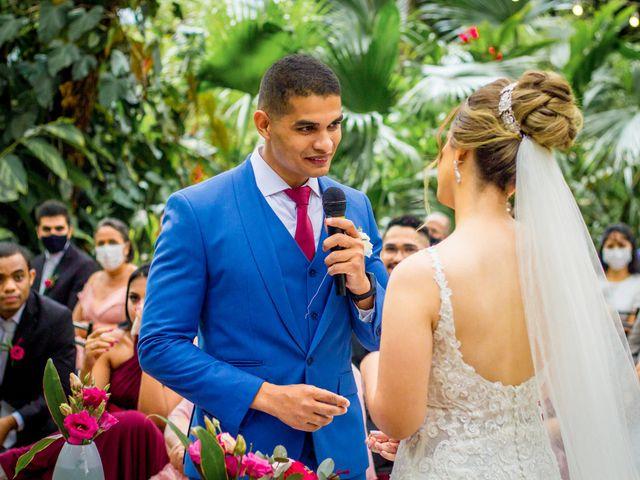O casamento de Witney e Kezia em Vespasiano, Minas Gerais 40