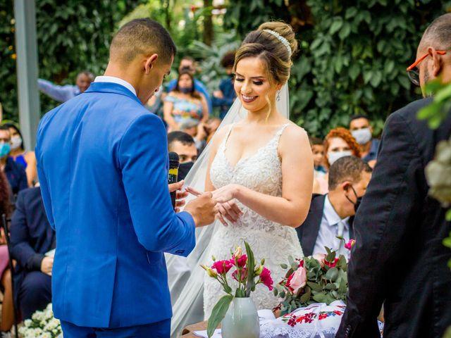 O casamento de Witney e Kezia em Vespasiano, Minas Gerais 41