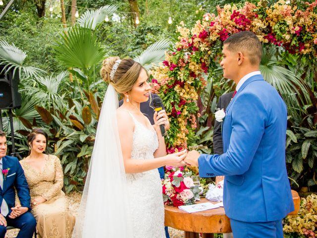 O casamento de Witney e Kezia em Vespasiano, Minas Gerais 42