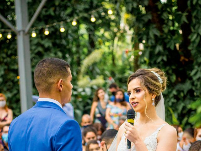 O casamento de Witney e Kezia em Vespasiano, Minas Gerais 44