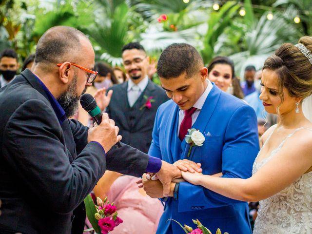 O casamento de Witney e Kezia em Vespasiano, Minas Gerais 45