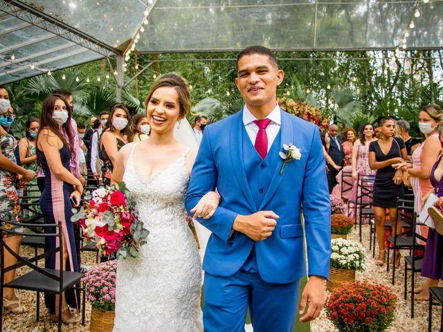 O casamento de Witney e Kezia em Vespasiano, Minas Gerais 48