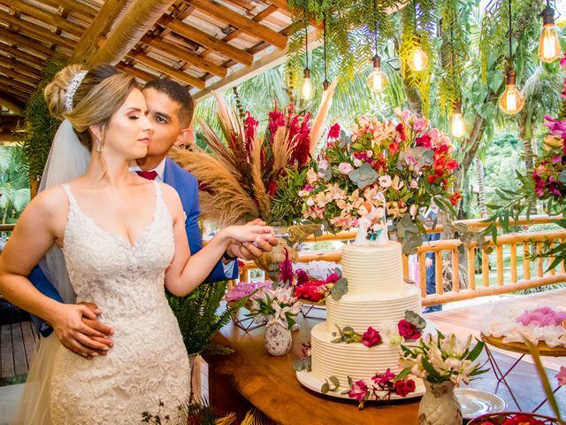 O casamento de Witney e Kezia em Vespasiano, Minas Gerais 1