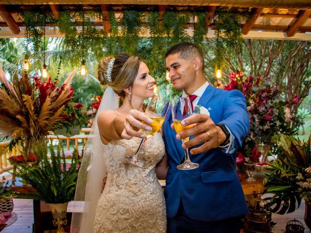 O casamento de Witney e Kezia em Vespasiano, Minas Gerais 2