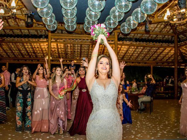 O casamento de Witney e Kezia em Vespasiano, Minas Gerais 59