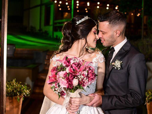O casamento de Alana e Rafael