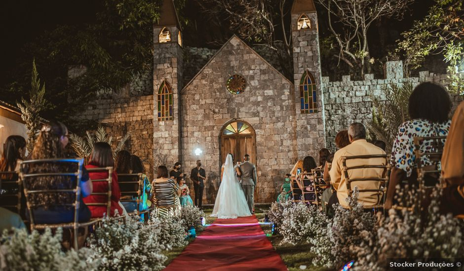 O casamento de Wellinton e Beatriz em Duque de Caxias, Rio de Janeiro