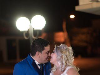 O casamento de Sabrina e Alessandro