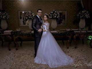 O casamento de Larissa e Igor
