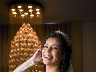 O casamento de Giovana e Leandro 1