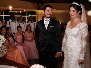 O casamento de Jéssica Andrade e Deivid