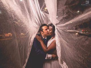 O casamento de Kelly e Kelvin