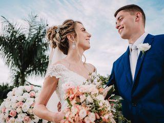 O casamento de Ana Luisa e Lucas