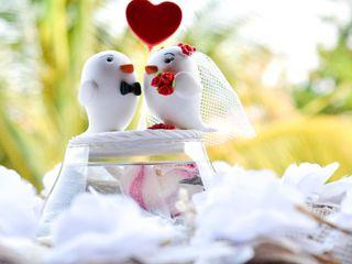 O casamento de Marcela e Richard 1