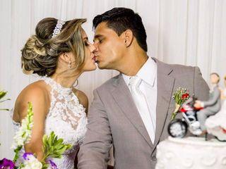 O casamento de Marcela e Richard