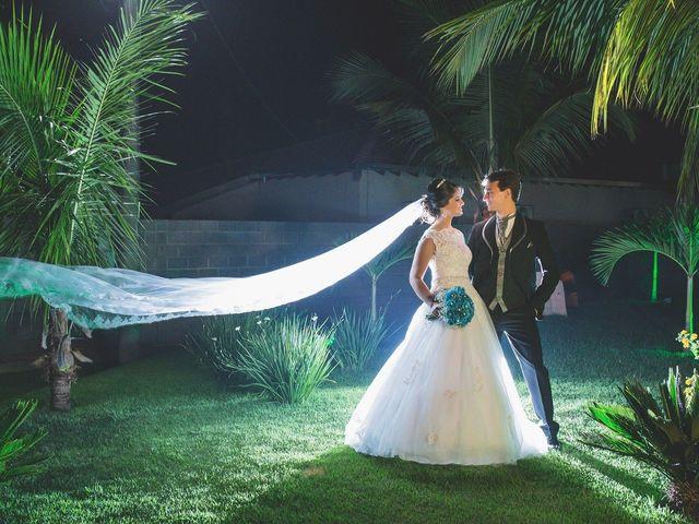 O casamento de Jessica e Leandro
