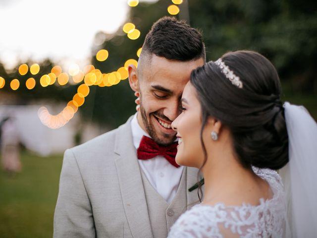 O casamento de Ellen e Thiago