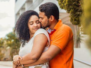O casamento de Camila e Ytalo 1