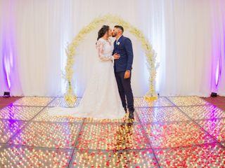 O casamento de Camila e Ytalo