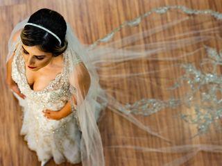 O casamento de Caroline e Giovani 1